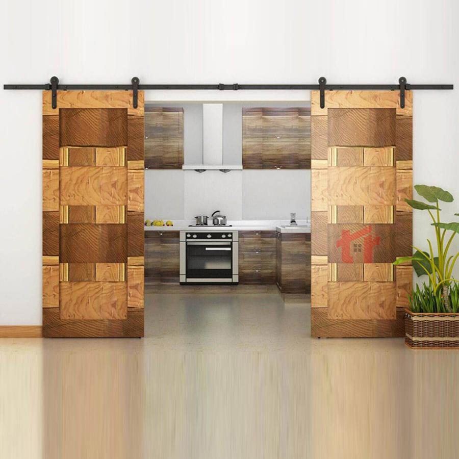 درب کشویی آشپزخانه